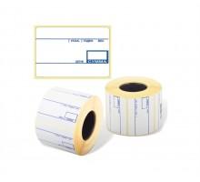 Самоклеящиеся этикетки ТермоЭКО 58х40/500/ вт.40