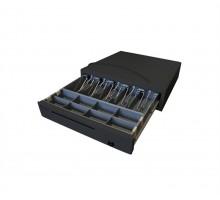 Денежный ящик «Навигатор 2.0/К0» 410х405х100 мм
