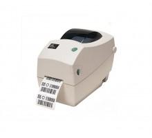 Термотрансферный принтер этикеток Zebra TLP 2824S Plus, RS232, USB